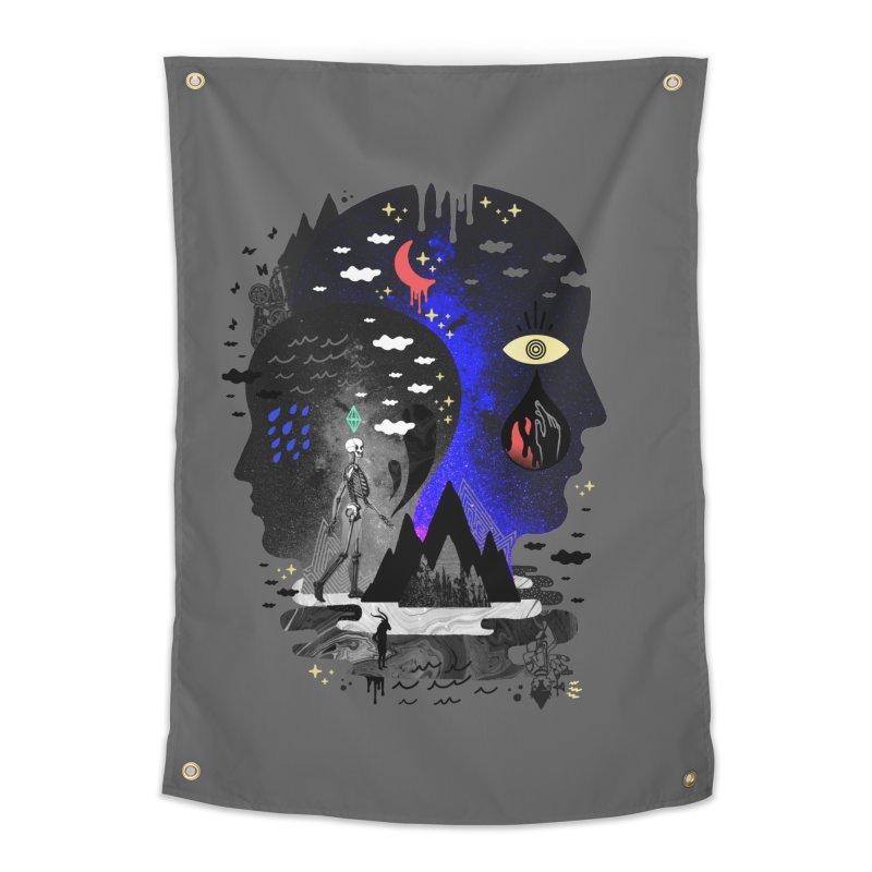 Hypomania Home Tapestry by ordinaryfox