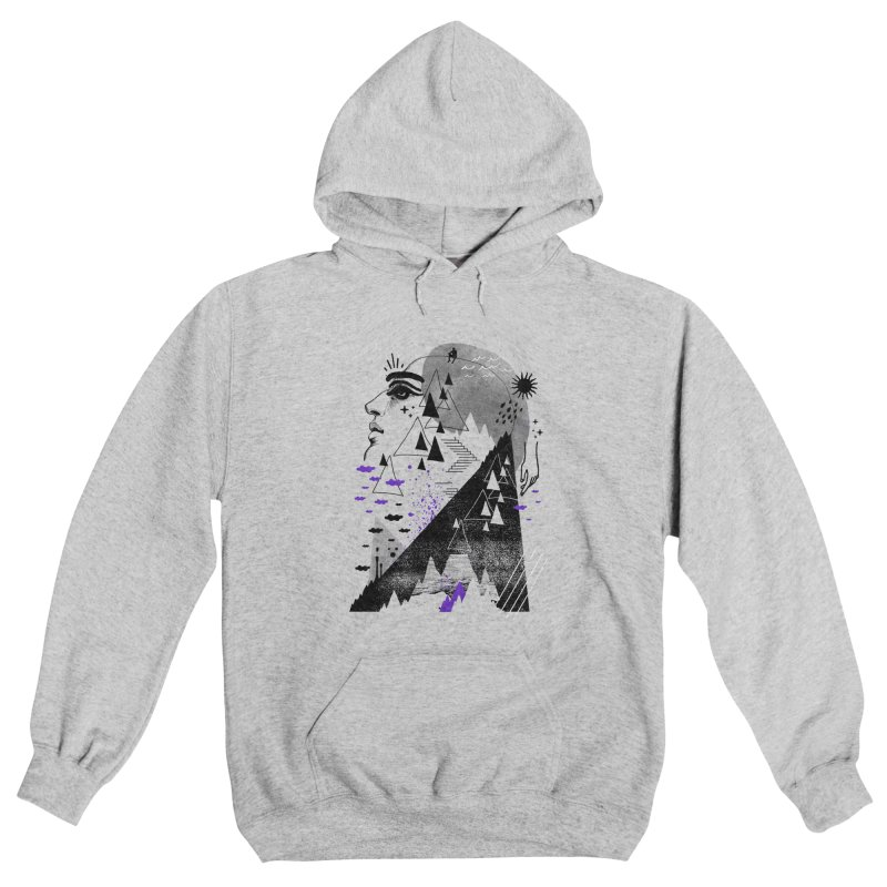 Absolve Men's Pullover Hoody by ordinaryfox