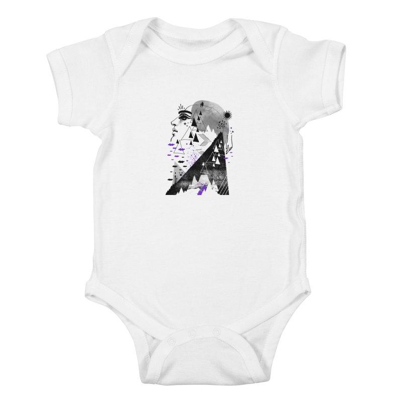 Absolve Kids Baby Bodysuit by ordinaryfox