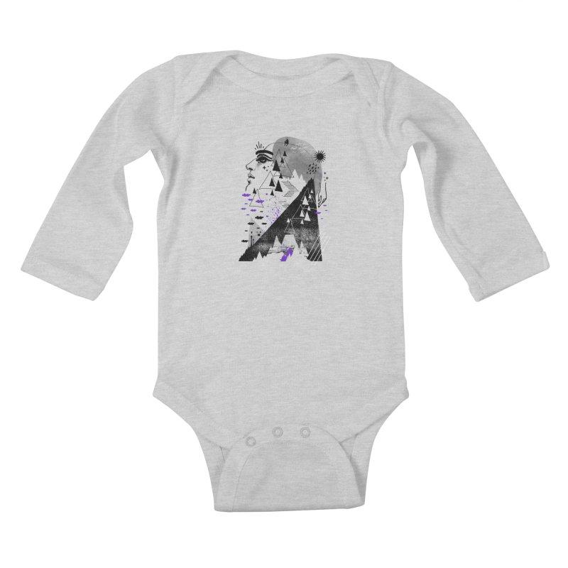 Absolve Kids Baby Longsleeve Bodysuit by ordinaryfox
