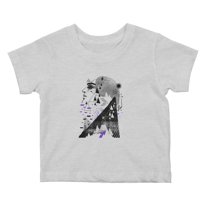 Absolve Kids Baby T-Shirt by ordinaryfox