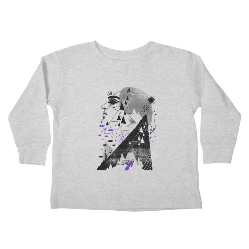 Absolve Kids Toddler Longsleeve T-Shirt by ordinaryfox