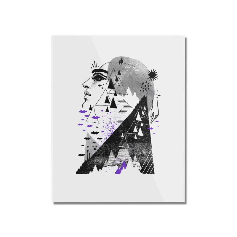 Absolve Home Mounted Acrylic Print by ordinaryfox