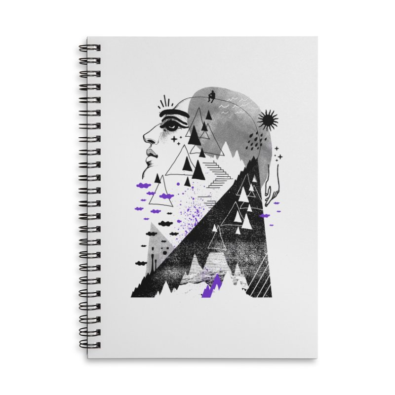 Absolve Accessories Notebook by ordinaryfox