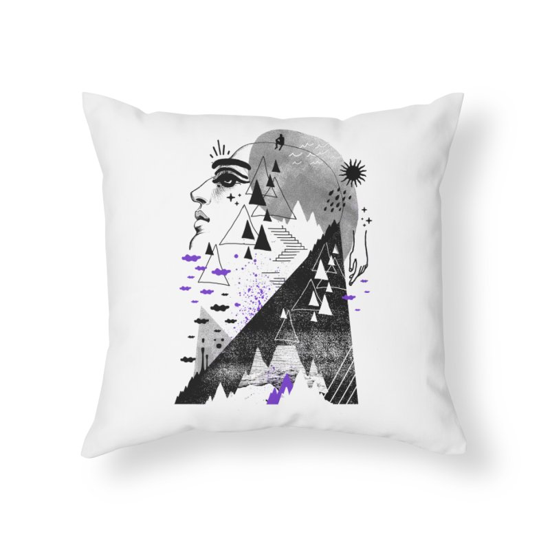 Absolve Home Throw Pillow by ordinaryfox