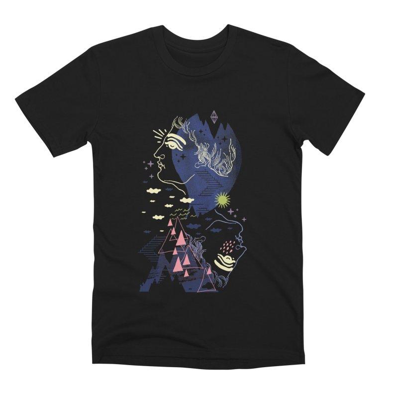 Self Esteemed Men's T-Shirt by ordinaryfox