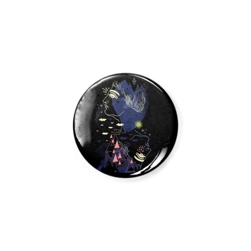 Self Esteemed Accessories Button by ordinaryfox
