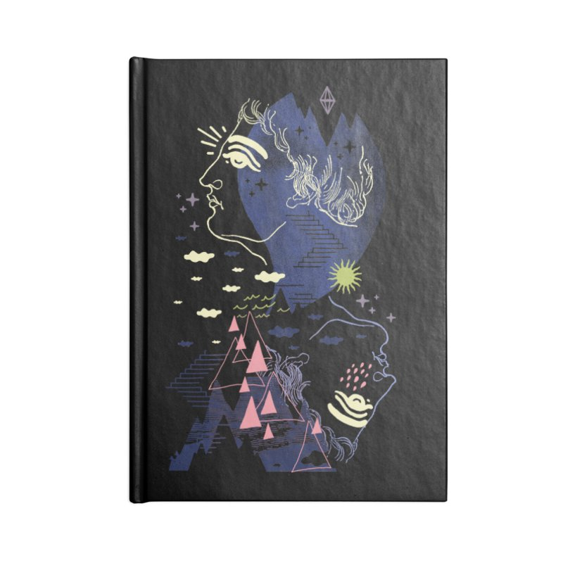 Self Esteemed Accessories Notebook by ordinaryfox