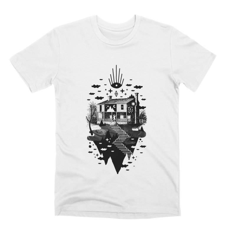 Vacation Home Men's T-Shirt by ordinaryfox