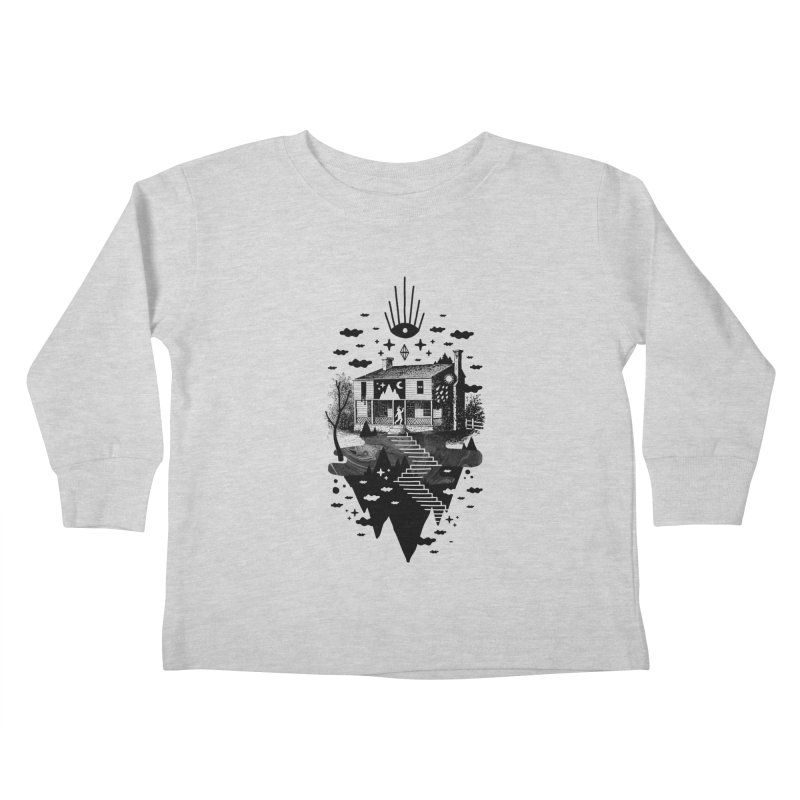 Vacation Home Kids Toddler Longsleeve T-Shirt by ordinaryfox