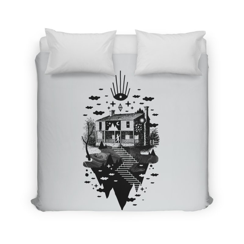 Vacation Home Home Duvet by ordinaryfox