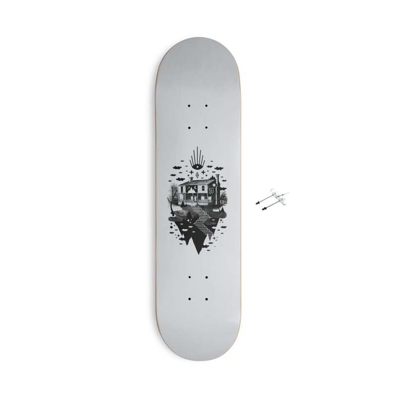 Vacation Home Accessories Skateboard by ordinaryfox