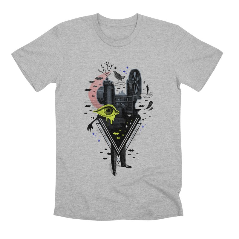 Metamorph Men's T-Shirt by ordinaryfox