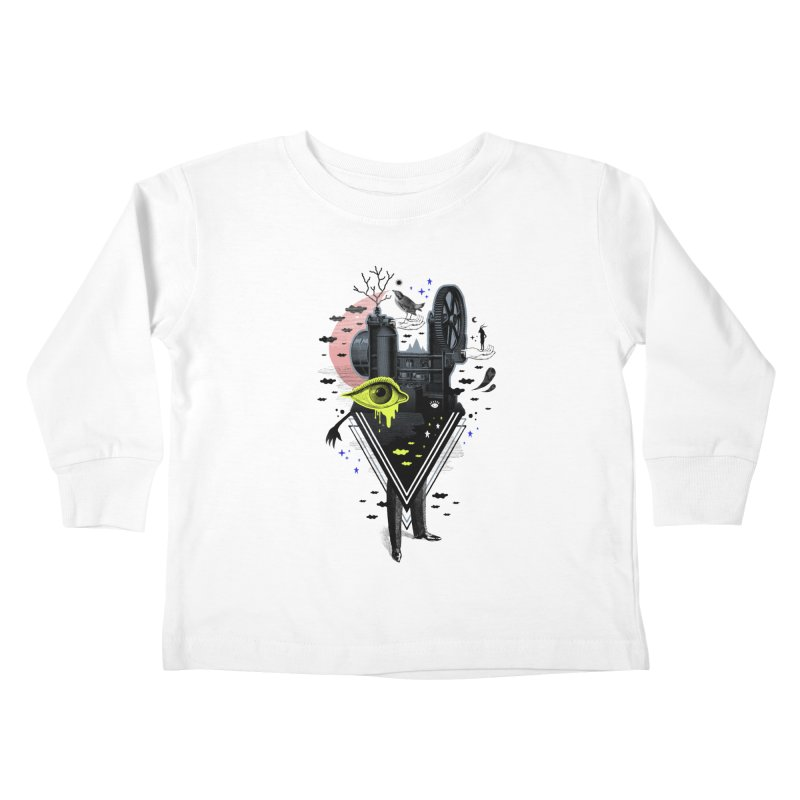 Metamorph Kids Toddler Longsleeve T-Shirt by ordinaryfox