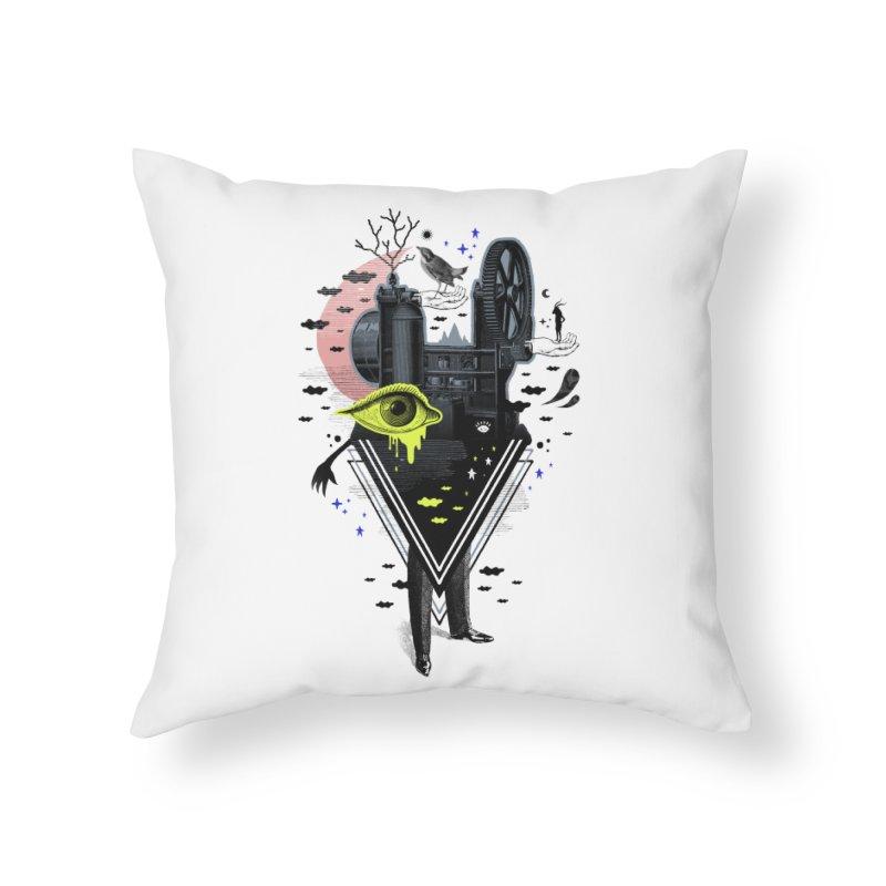 Metamorph Home Throw Pillow by ordinaryfox