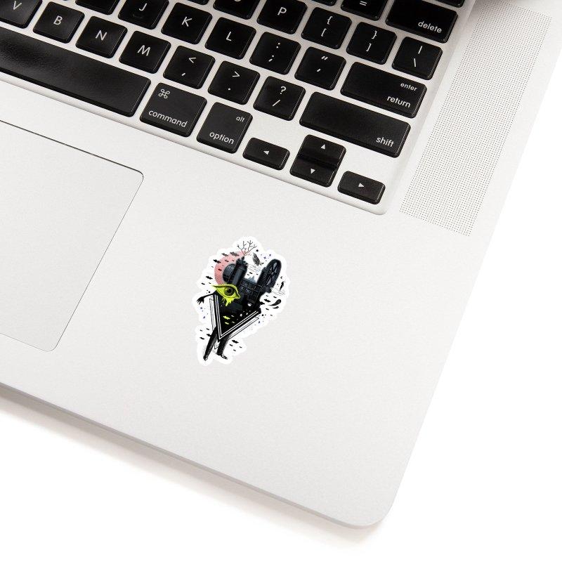 Metamorph Accessories Sticker by ordinaryfox