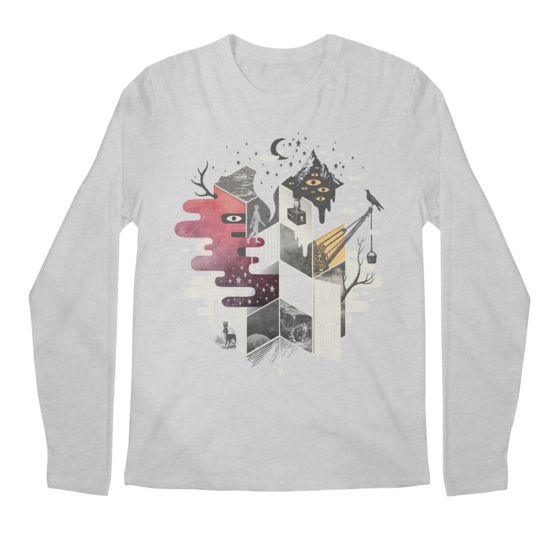 Jung at Heart Men's Longsleeve T-Shirt by