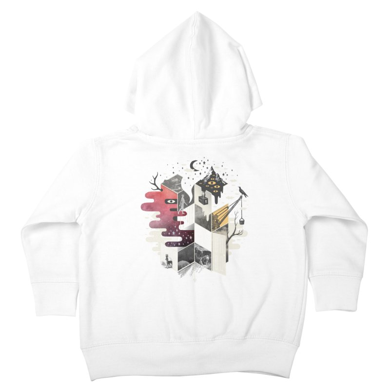 Jung at Heart Kids Toddler Zip-Up Hoody by ordinary fox