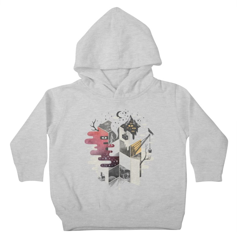 Jung at Heart Kids Toddler Pullover Hoody by ordinary fox