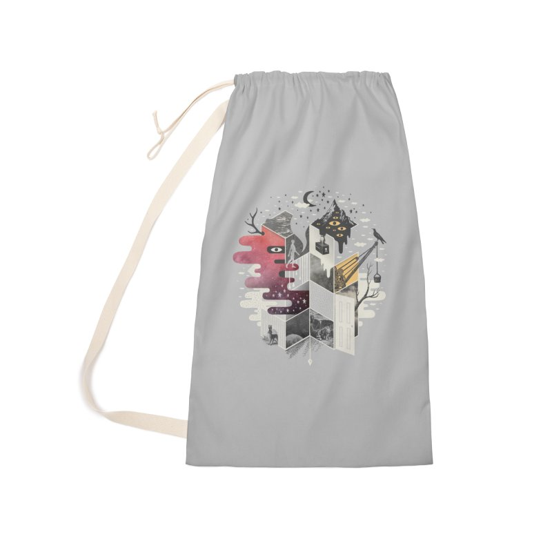 Jung at Heart Accessories Laundry Bag Bag by