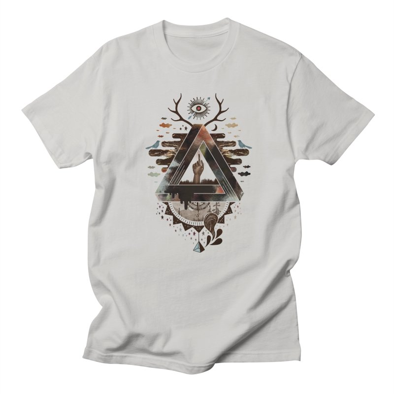 All Impossible Eye Men's T-Shirt by ordinary fox