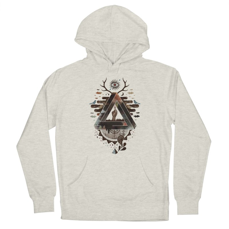All Impossible Eye Men's Pullover Hoody by