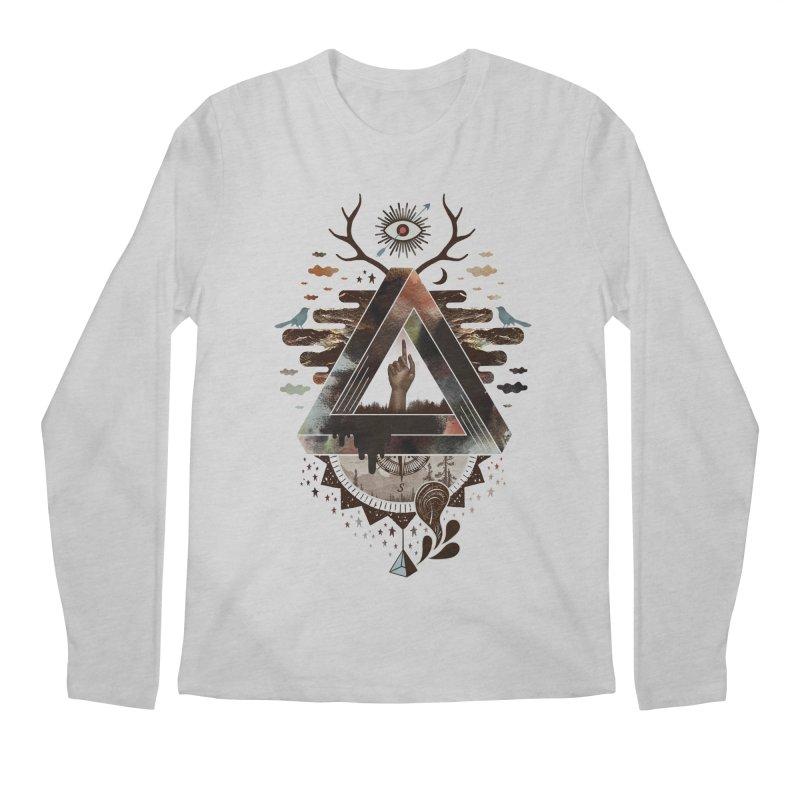 All Impossible Eye Men's Longsleeve T-Shirt by