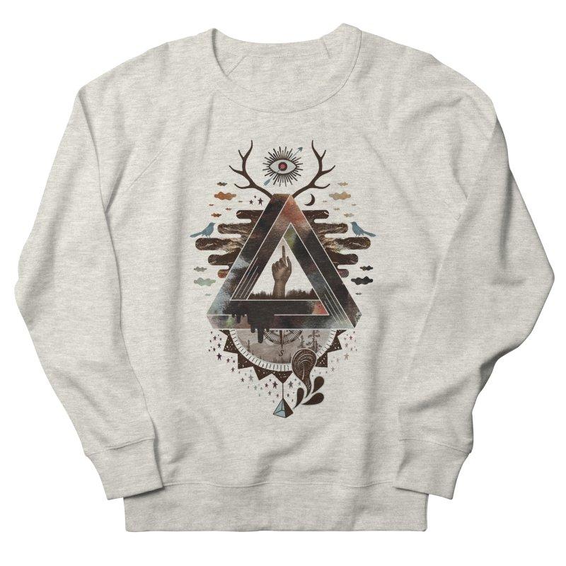 All Impossible Eye Men's Sweatshirt by