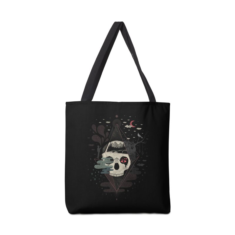 Happy Riddle Accessories Tote Bag Bag by ordinary fox