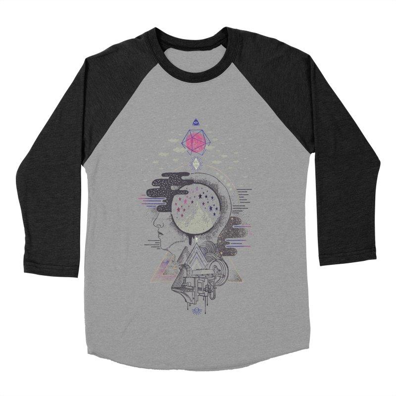 Hyper Dreamer Men's Baseball Triblend Longsleeve T-Shirt by ordinary fox