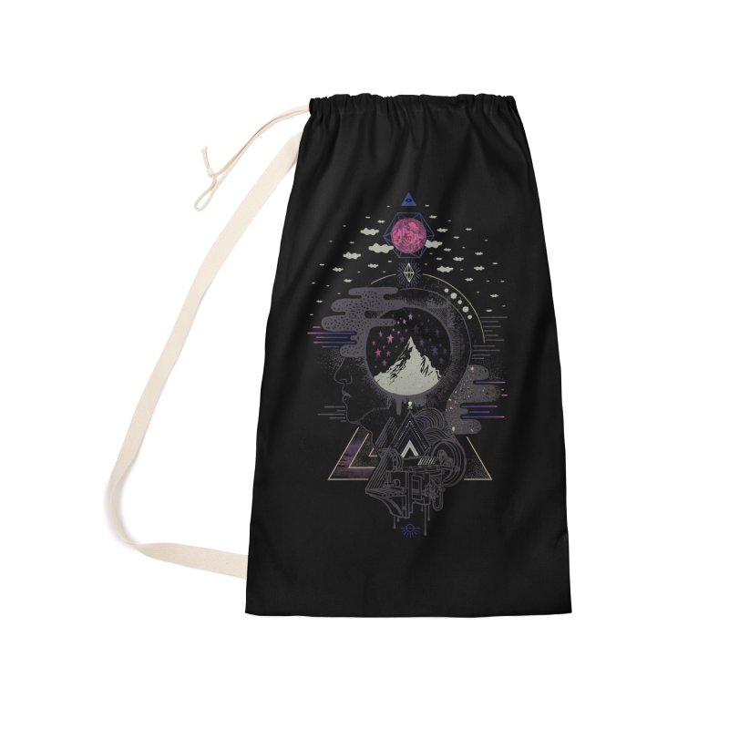 Hyper Dreamer Accessories Laundry Bag Bag by ordinary fox