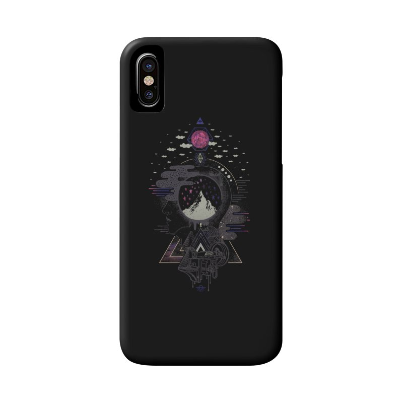 Hyper Dreamer Accessories Phone Case by ordinary fox