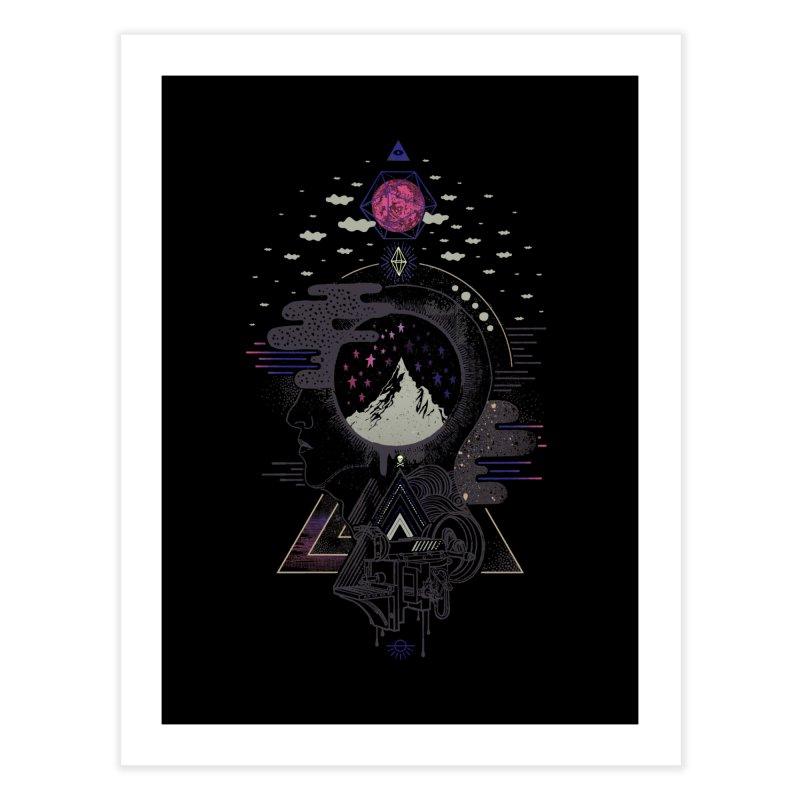 Hyper Dreamer Home Fine Art Print by