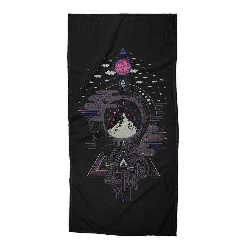 Hyper Dreamer Accessories Beach Towel by ordinary fox