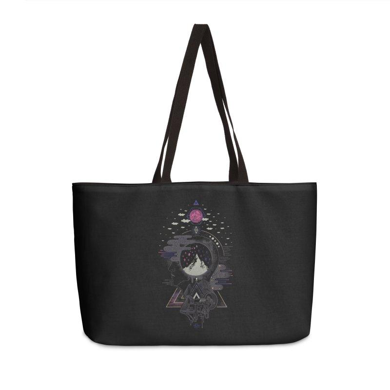 Hyper Dreamer Accessories Weekender Bag Bag by ordinary fox