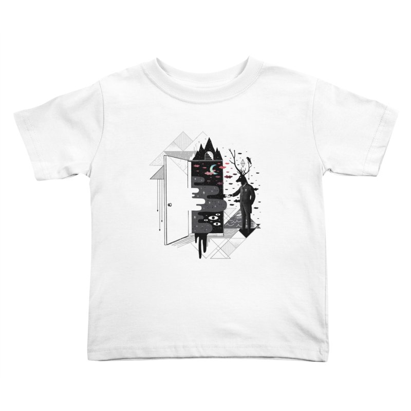 Take it or Dream it Kids Toddler T-Shirt by ordinary fox