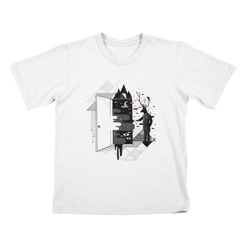 Take it or Dream it Kids T-Shirt by ordinary fox