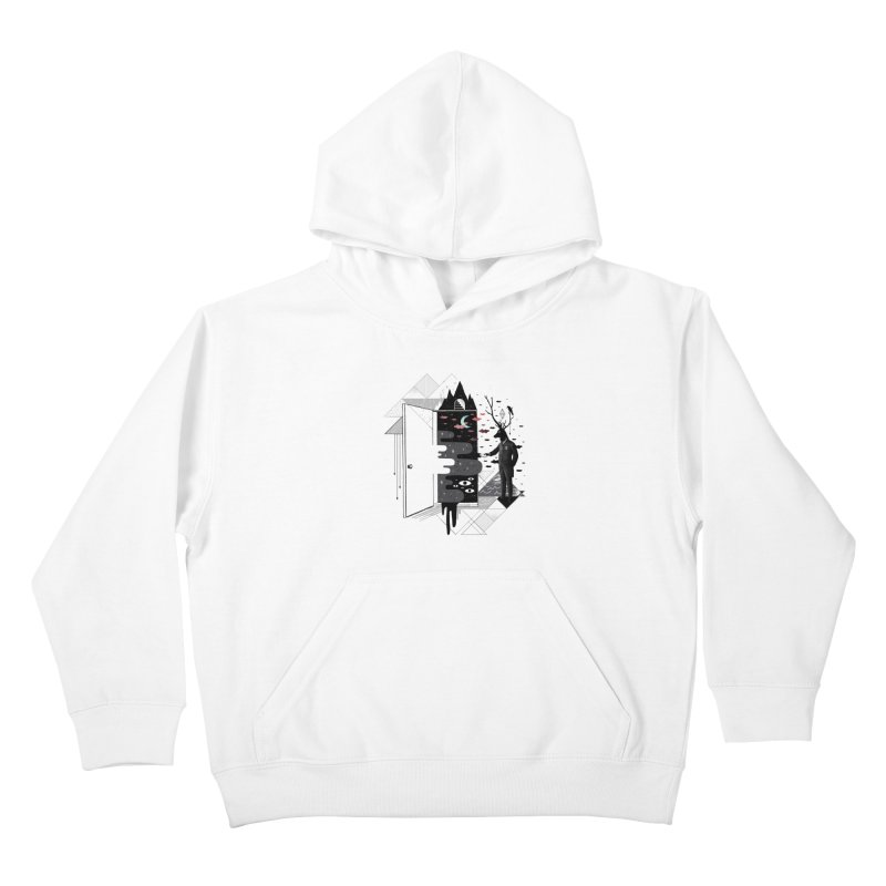 Take it or Dream it Kids Pullover Hoody by ordinary fox