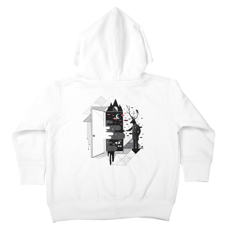 Take it or Dream it Kids Toddler Zip-Up Hoody by ordinary fox