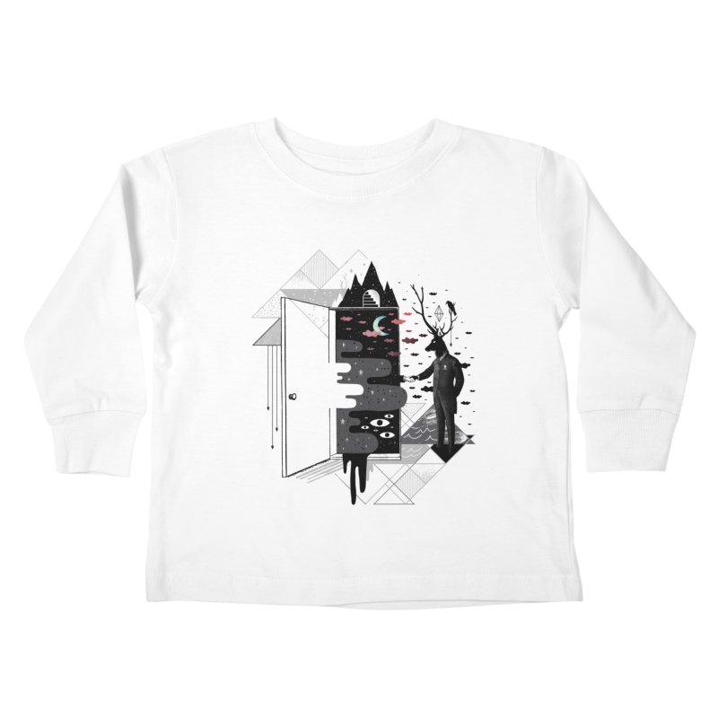 Take it or Dream it Kids Toddler Longsleeve T-Shirt by ordinary fox