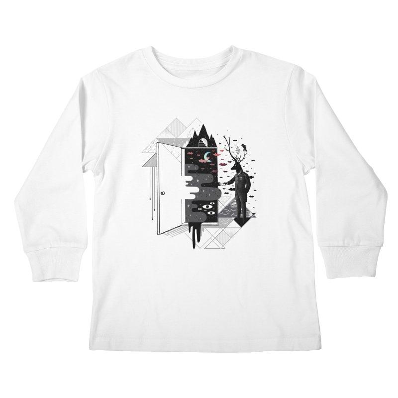 Take it or Dream it Kids Longsleeve T-Shirt by ordinary fox