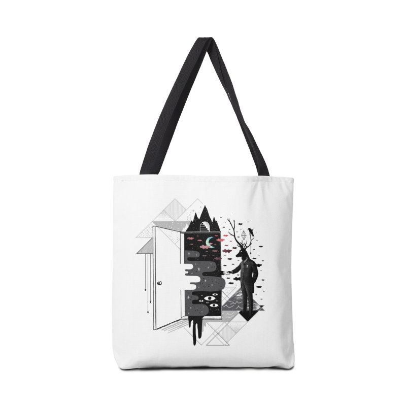 Take it or Dream it Accessories Tote Bag Bag by ordinary fox