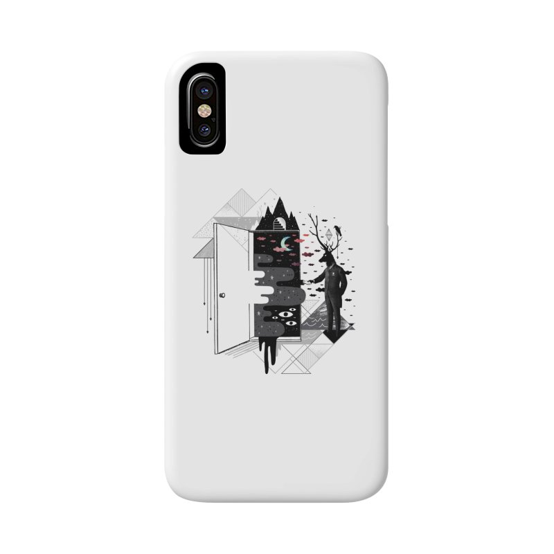 Take it or Dream it Accessories Phone Case by ordinary fox