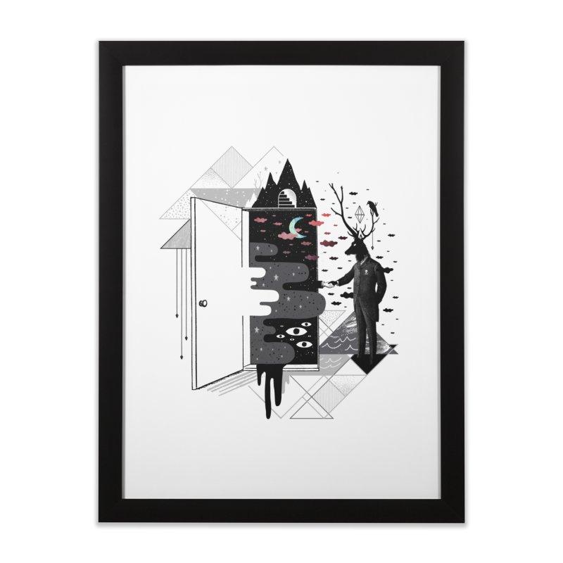 Take it or Dream it Home Framed Fine Art Print by ordinary fox