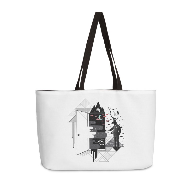 Take it or Dream it Accessories Weekender Bag Bag by ordinary fox