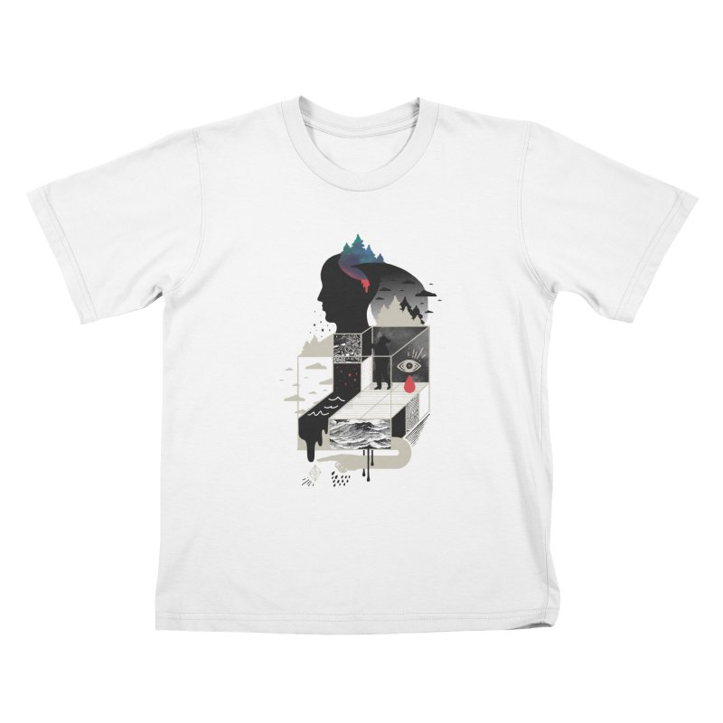Lucid Screaming Kids T-Shirt by ordinary fox