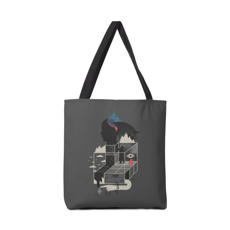 Lucid Screaming Accessories Tote Bag Bag by ordinary fox