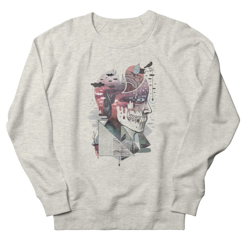Spectropia Men's French Terry Sweatshirt by ordinary fox