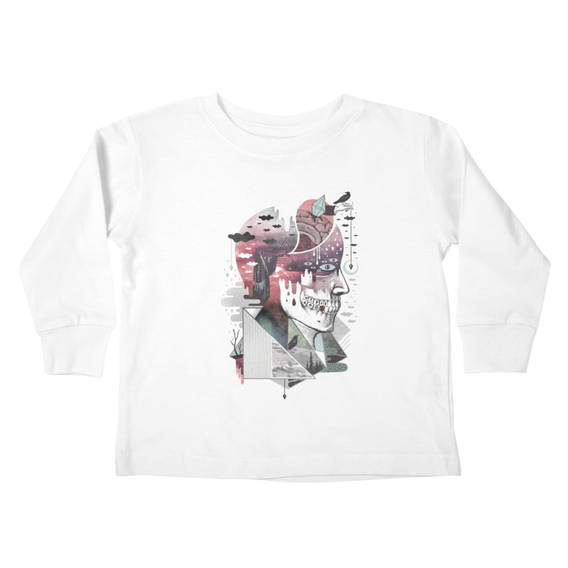 Spectropia Kids Toddler Longsleeve T-Shirt by ordinary fox