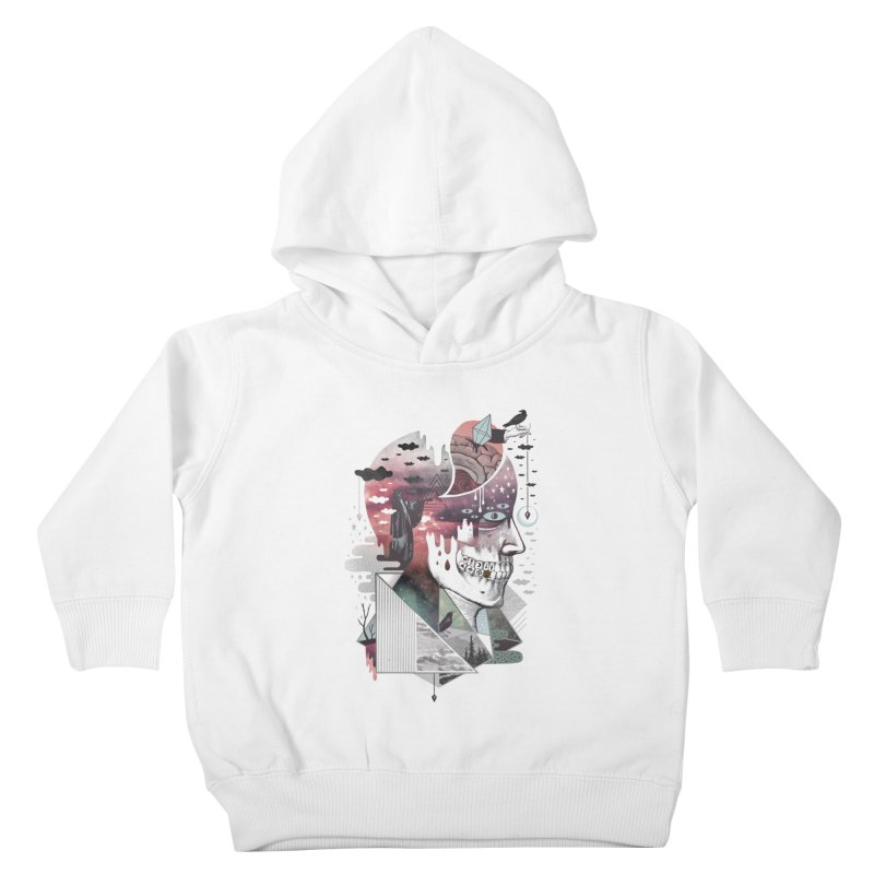 Spectropia Kids Toddler Pullover Hoody by ordinary fox